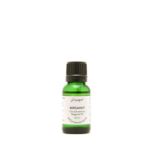 bergamot esencialny olej bio